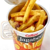 Calbee Jagabee And Jagariko Potato