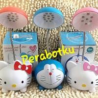 harga Lampu Belajar Meja Baca LED Mini Hello Kitty , Doraemon , Kero Keropi Tokopedia.com