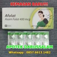 harga Afolat 400mg (Asam Folat/Suplemen Ibu Hamil) Tokopedia.com