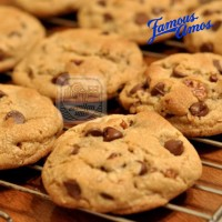FAMOUS AMOS COOKIES Box