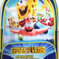 Jual Tas Ransel SD SpongeBob and Friends Murah