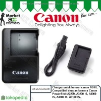 Charger Canon CB-2LAE for NB-8L (A2200, A3000, A3100, A3200, A3300)