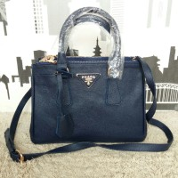 Prada Saffiano/Safiano Mini (uk.25) Navy