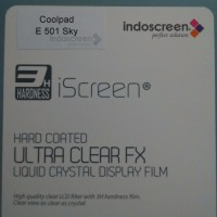 Coolpad E501 Sky Anti Gores Iscreen Clear, Screen Guard Protector