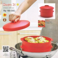 Tupperware Discount / Tupperware Steam It Alat Pengukus Makanan