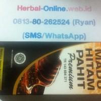Madu Hitam Pahit Premium 500gr BPOM - Kharisma Herb - Jantung Diabetes
