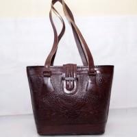 harga Aetos Brown, Tas Wanita Handbag Vintage Kulit Tatah Coklat. Tokopedia.com
