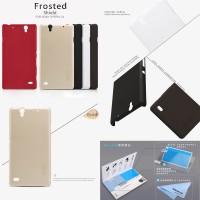 harga Hardcase Nillkin Frosted Hard Cover Casing Case Sony Xperia C4 / Dual Tokopedia.com