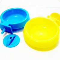 Easy Pet Dish PF 110 Tempat Makan Gantung Hamster Kelinci Marmut Plast