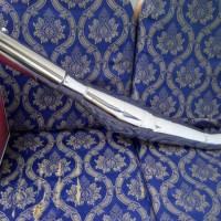 harga KNALPOT RACING RX KING CHROM MODEL 3V3 Tokopedia.com
