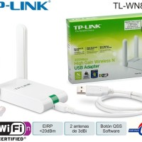 TP LINK 300Mbps High Gain Wireless USB Adapter TL-WN822N