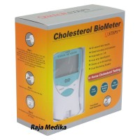 Cholesterol Biometer