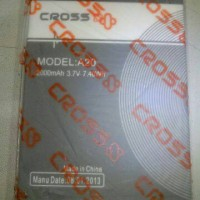 Baterai Cross Evercoss A20 / A20g Original Non Packing