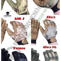Sarung tangan emerson ori tactical military outdoor glove import