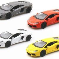 Kinsmart Lamborghini Aventador Lp700-4 Skala 1:38