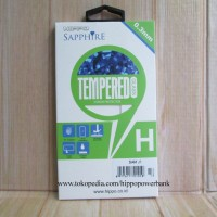 Hippo Sapphire Tempered Glass Blackberry BB Z30
