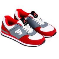 harga Sepatu Sport / Sneakers Pria GARSEL FALL WINTER E 016 Bahan Kulit Tokopedia.com