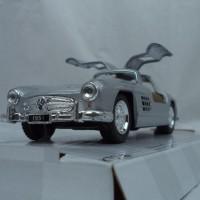 harga Mercedes-benz 300 Sl Coupe Silver Diecast Kinsmart Produk Berlisensi Tokopedia.com
