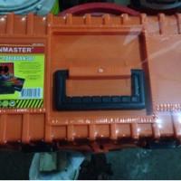 kenmaster tool box k-380 / tempat kunci baut tool box perkakas
