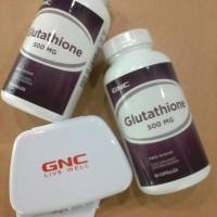 GNC Glutathione 500 Mg