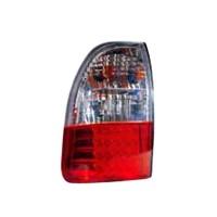 910 MITSUBISHI L200 STRADA (LED/CLEAR RED) STOP LAMP LAMPU REM BELAKAN