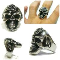 Skull Ring - Cincin Tengkorak - Florist