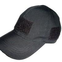 Garuda Tactical Cap - BLACK