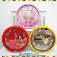 Jam Dinding Color [custom]