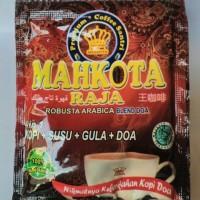 harga Kopi Doa Mahkota Raja 4 In 1, Kopi Murni + Susu + Gula + Doa Tokopedia.com