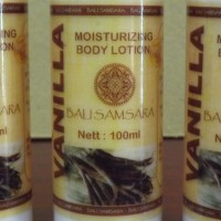 harga Body Lotion Bali Samsara Tokopedia.com