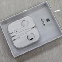 harga EARPODS IPHONE 5 / 5S / 5C EARPHONE EARPOD HANDSFREE HEADSET OEM Tokopedia.com