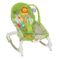 Fisher Price Original Bouncer Newborn To Toddler Rocker - Kursi Bayi