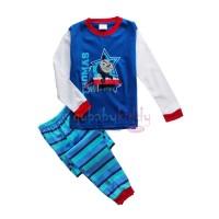 Piyama Pajama Baju Tidur Anak Thomas - Set130