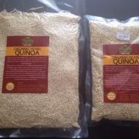 Organic White Quinoa 1000 gr