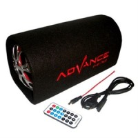Speaker SUARA BASS Aktif Advance T101 Mobil Speker Subwoofer T-101