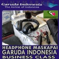 Headset maskapai Garuda Indonesia