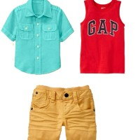 Baju Anak - 3in1 Gap Set (BO-387)