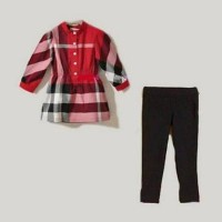 Baju Anak - Burberry Girl Set (GI-645)