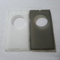 Jual Gel Soft Silikon Kondom Cover Sarung Karet Case Nokia Lumia 1020