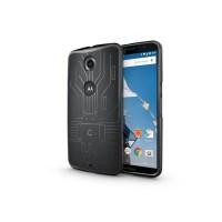 Jual Cruzerlite Bugdroid Circuit Tpu Soft Cover Case Motorola Nexus 6