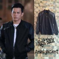 Jaket Pria Ariel Night Black