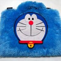 "Doraemon Biru Lebat 11""-12inchi softcase/tas laptop netbook,notebook"