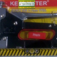 BAGUS Staples Tembak, Gun Staple Kenmaster 4-14mm, ORIGINAL MURAH