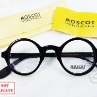 Kacamata Frames Moscot Zolman Hitam