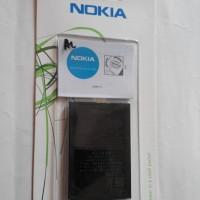Baterai Original Nokia BP-5L ( 7700 - 7710 - 9500 - E61 - N92 )