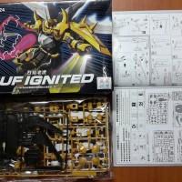 Gundam Gouf Ignited Rudolf's Custom 1:144 HIGH GRADE HG Hongli