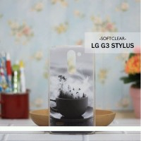 Casing HP Custom Softclear LG G3 Stylus