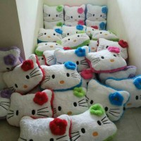 Jual Bantal Hello Kitty Murah