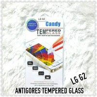 anti gores kaca LG G2 ( tempered glass, screen protector, guard )