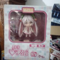Nendoroid No. 97A Miku Hatsune - Sakura Miku Ver. Good Smile KW